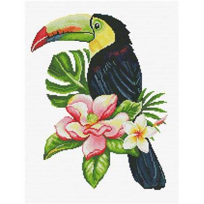 Toucan Look Out - Kit point de croix - Needleart World