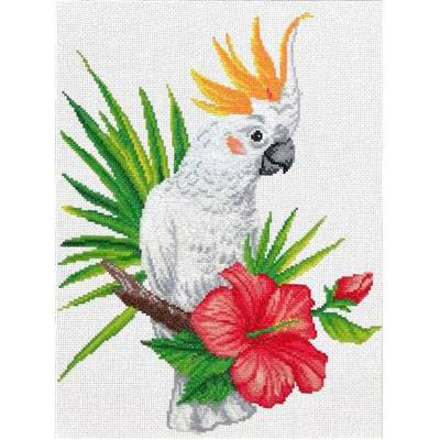 Cockatoo Call - Kit point de croix - Needleart World